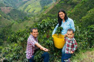 Glückliche Familien im Zentrum unserer Arbeit